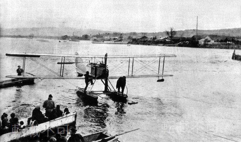 1922年大浜飛行場