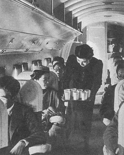 大日本航空エアガール
