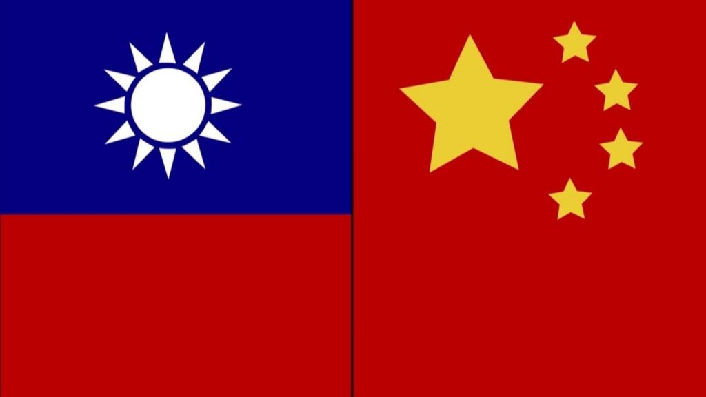 中国と台湾