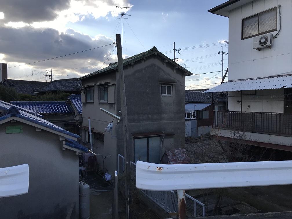 横山やすしの生まれ育った家