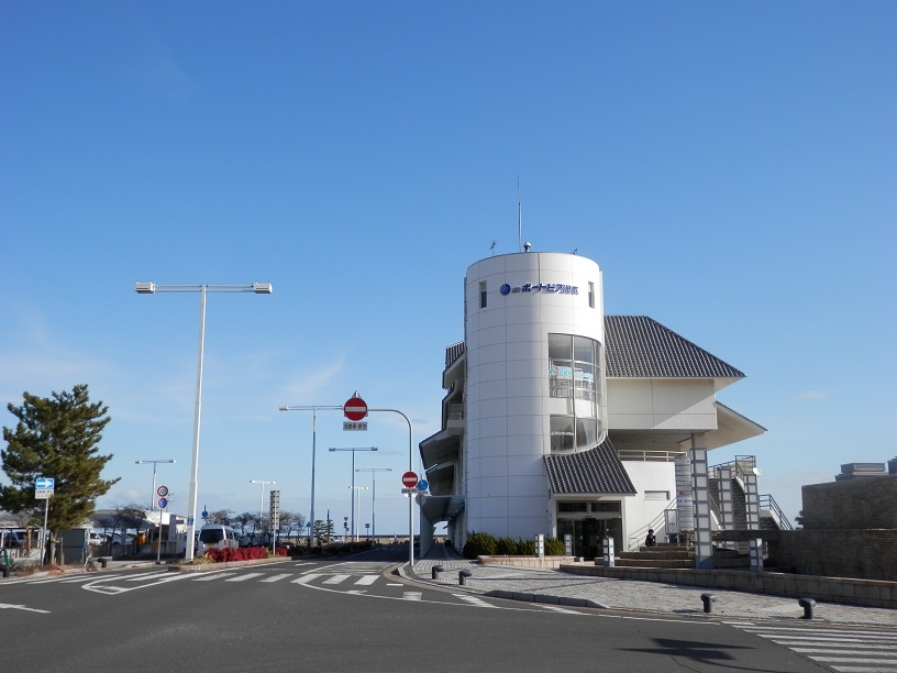 洲本ポートターミナルビル