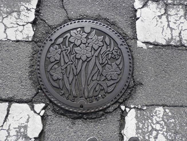 兵庫県洲本市マンホール
