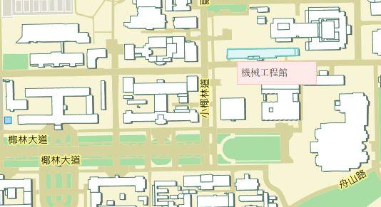 台湾大学機械工程館(旧台北帝国大学工学部)