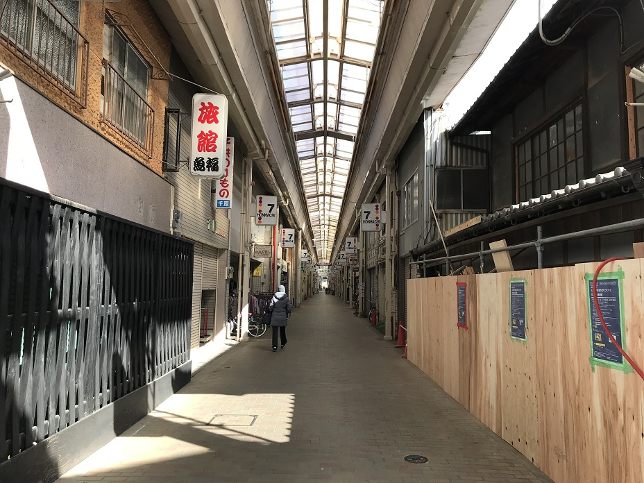 洲本本町商店街