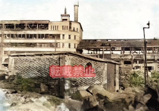 昭和20年空襲で焼けた阪急三宮駅