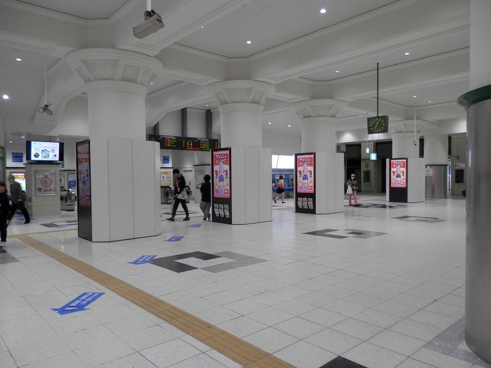 JR三ノ宮駅コンコース