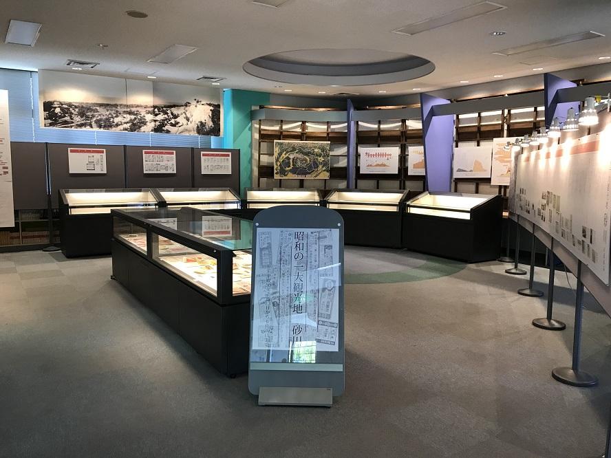 泉南市埋蔵文化財センター昭和の一大観光地砂川