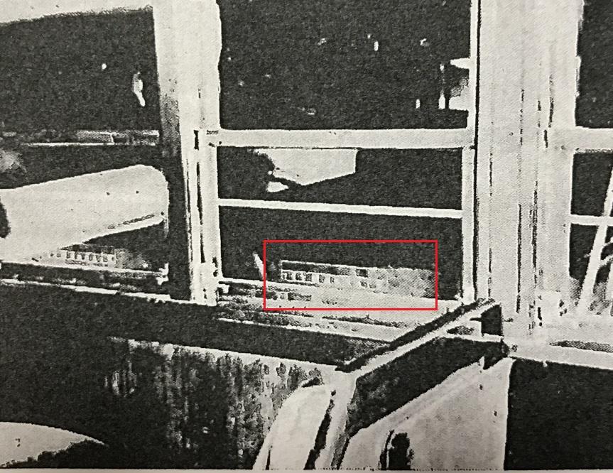 南海日本初の冷房車