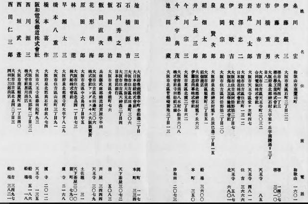 信太山ゴルフリンクス会員名簿
