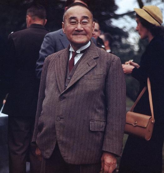 1950年昭和25年吉田茂