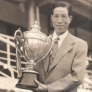 戦前台湾人プロゴルファー陳清水