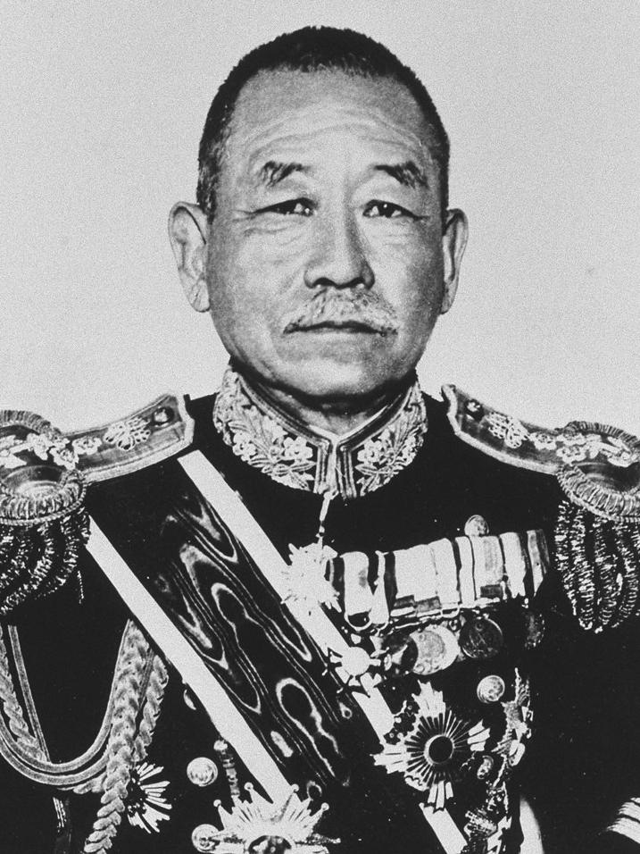 岡田啓介海軍大将