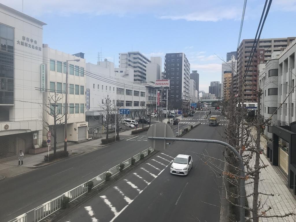 大阪西区川口