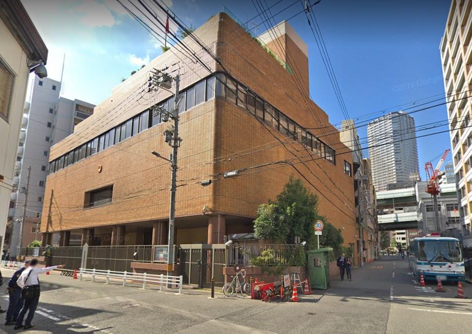 大阪中国総領事館
