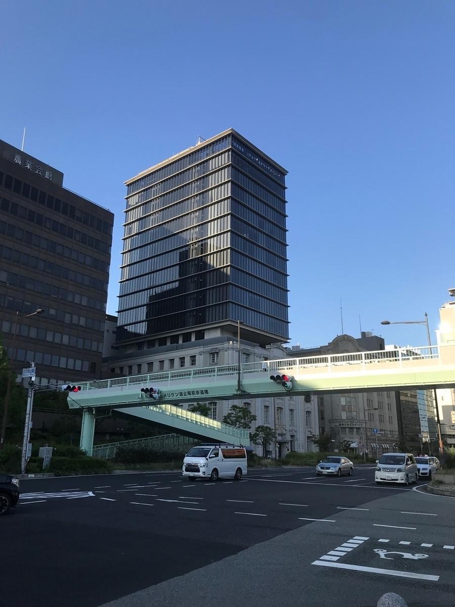 神戸中央区海岸ビル旧三井物産ビル