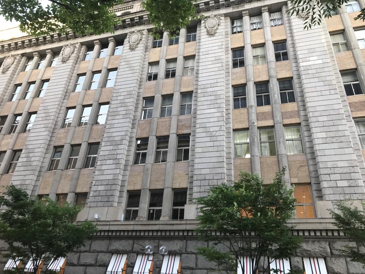 神戸商船三井ビルディング戦争空襲