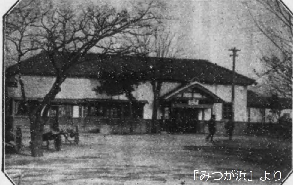 伊予鉄道三津駅初代駅舎坊っちゃん