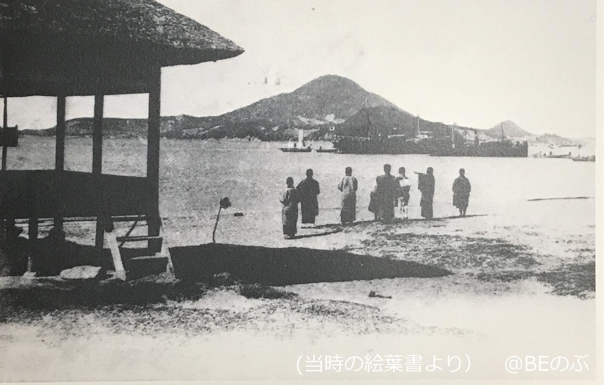 明治時代三津浜夏目漱石坊ちゃん