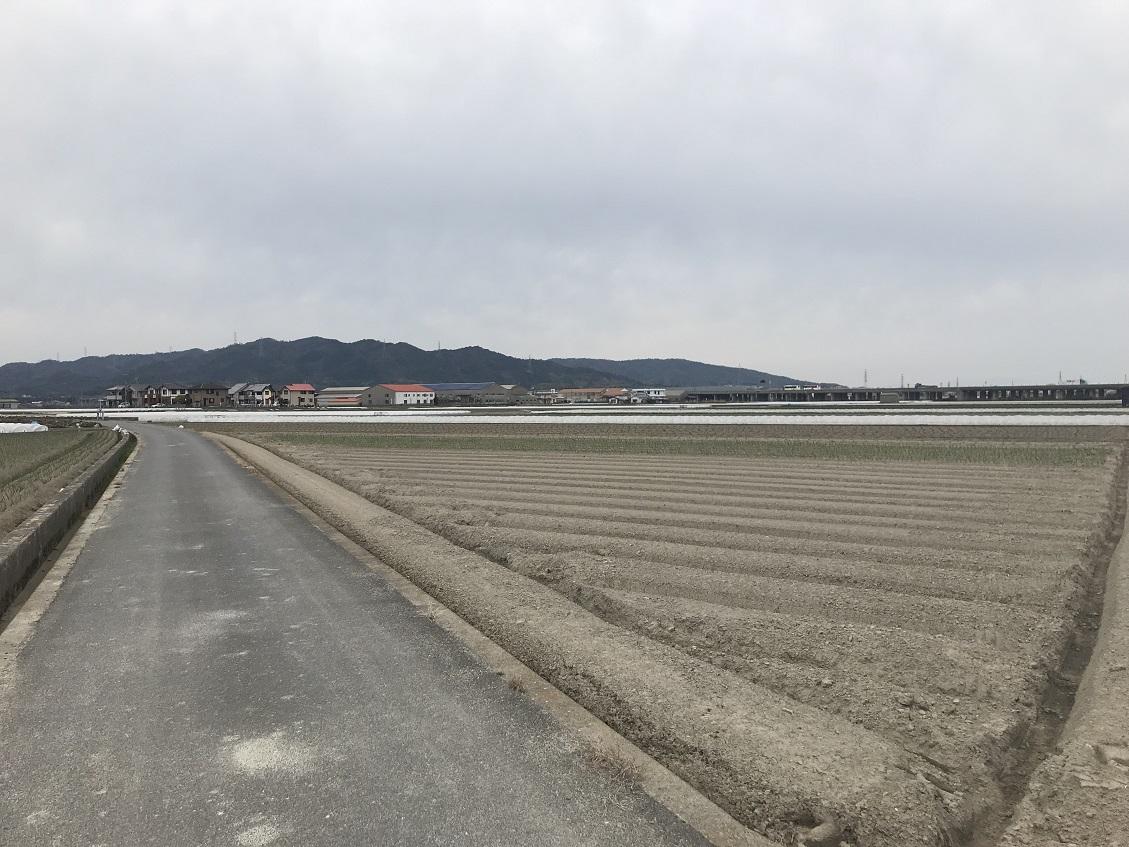 ◯◯飛行場兵舎跡