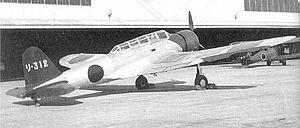 日本軍攻撃機