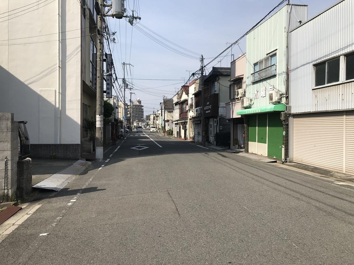 紀和駅前通り