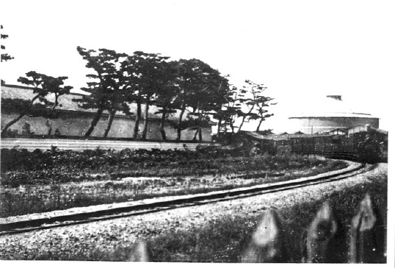 明治時代南海難波駅