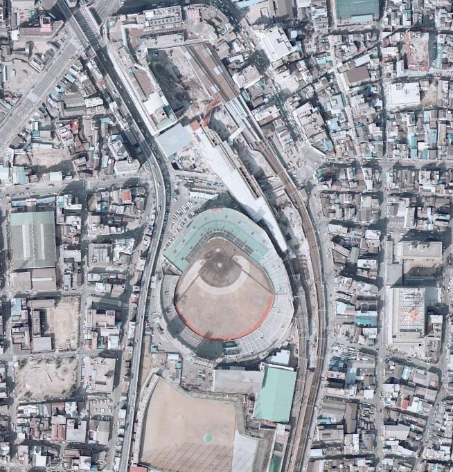南海ホークスと大阪球場