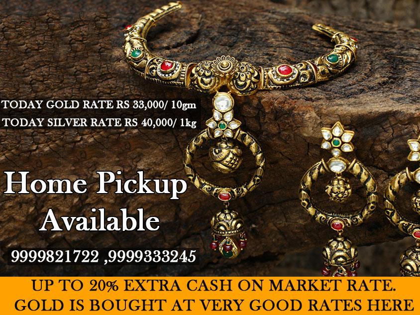 Cash For Gold Near Me In Delhi NCR - cashforgold