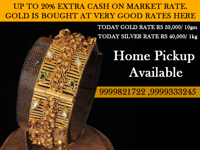 Cash For Gold Near Me In Delhi NCR - cashforgold