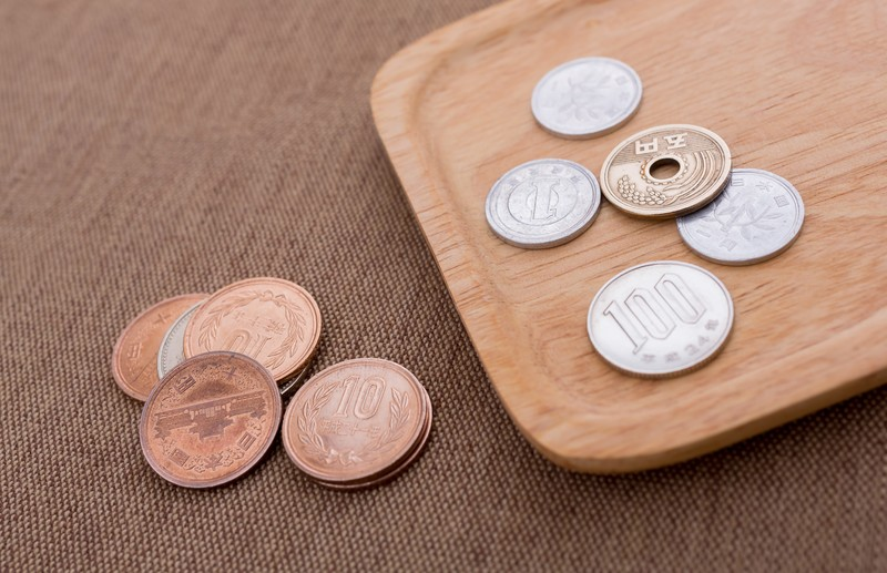 小銭を表すイメージ画像