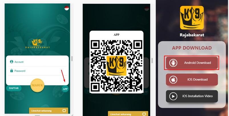 Download Aplikasi Slot Online Situs Rajabaccarat Casinoagency S Diary