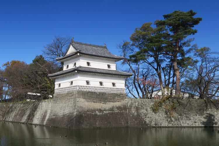 新発田城 旧二の丸隅櫓