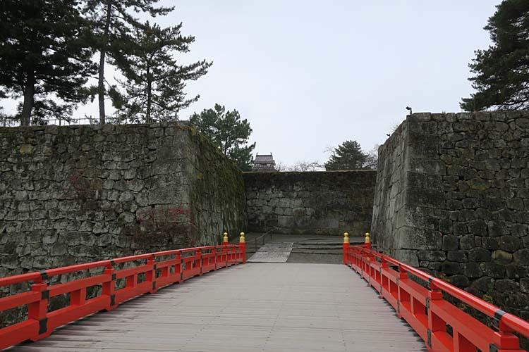 廊下橋門跡