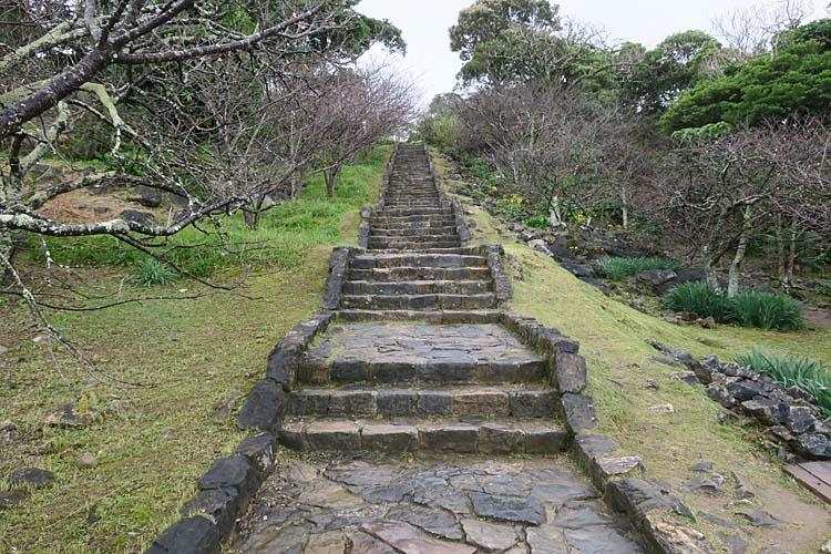 七五三の階段