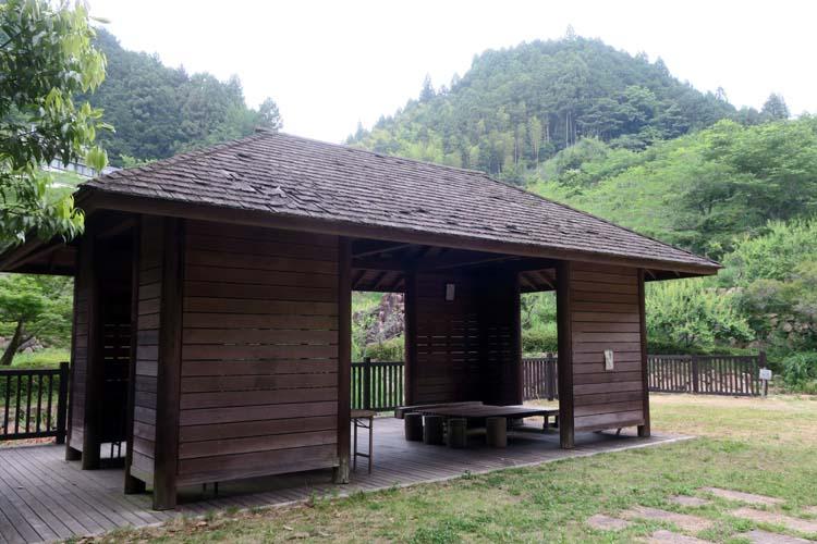高取 砂防公園休憩所