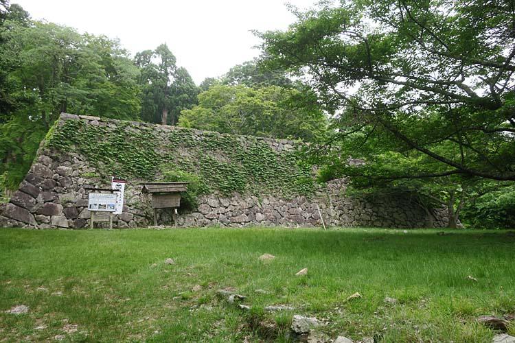 高取城 二の丸