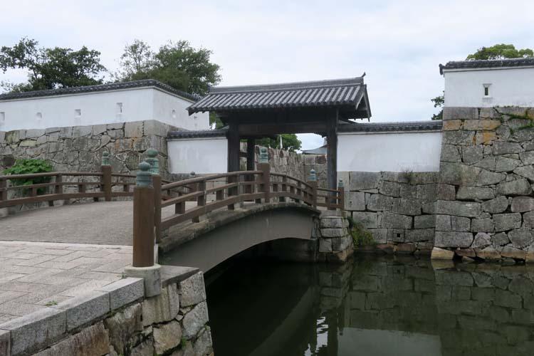 赤穂城 三の丸大手門
