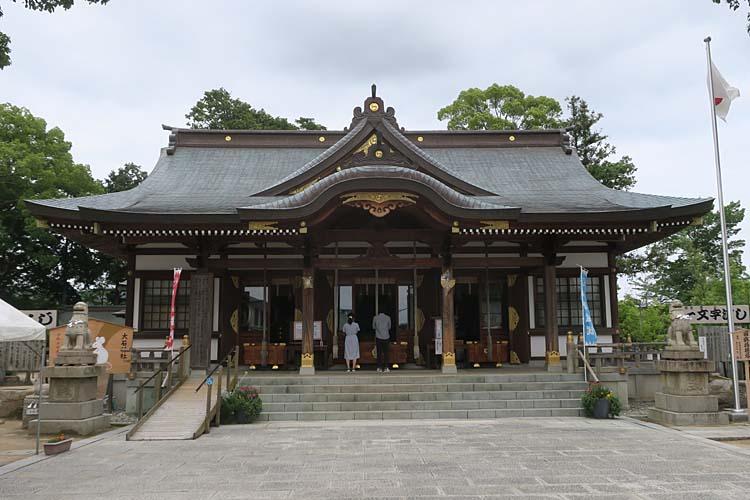 赤穂大石神社 本殿