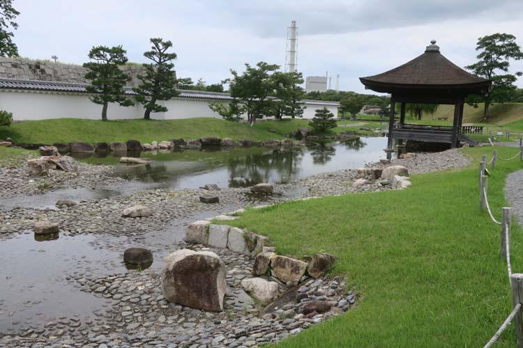 赤穂城 二の丸庭園