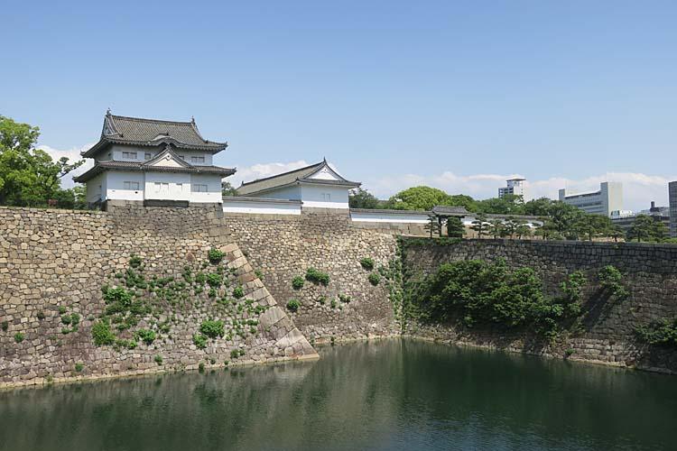 大阪城 大手口