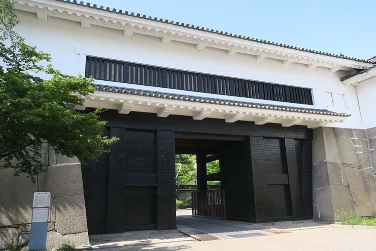 大阪城 多門櫓