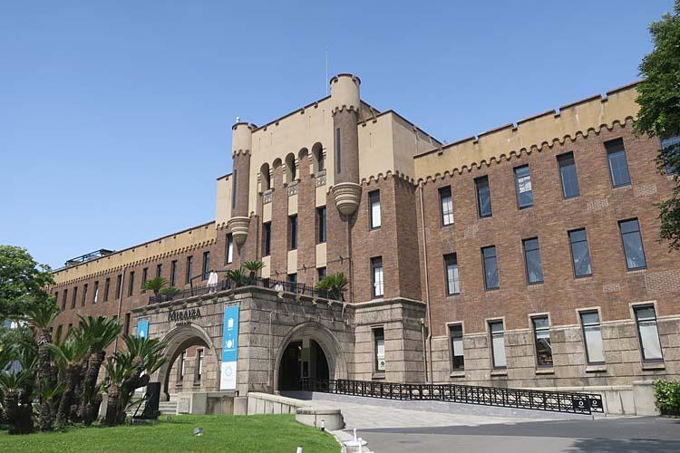 旧日本陸軍第四師団司令部庁舎