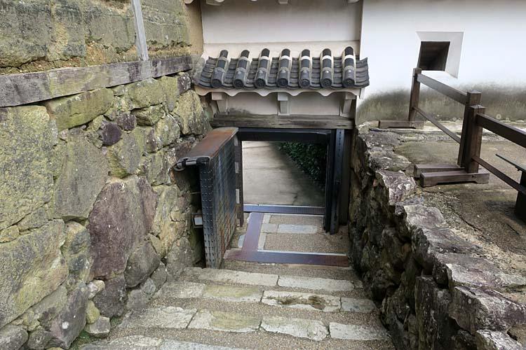 姫路城 ほの門