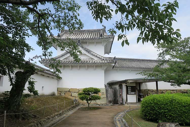 姫路城 西の丸 ワの櫓