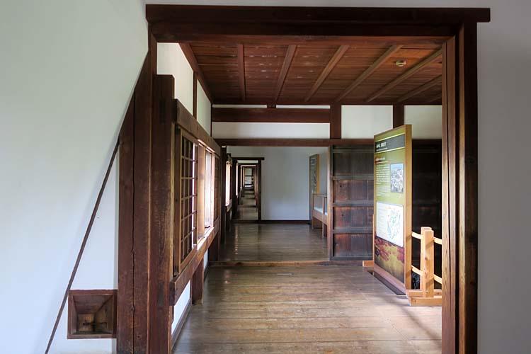 姫路城 百間廊下
