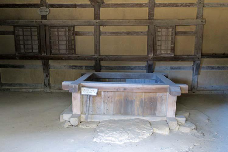 姫路城 ろの渡櫓