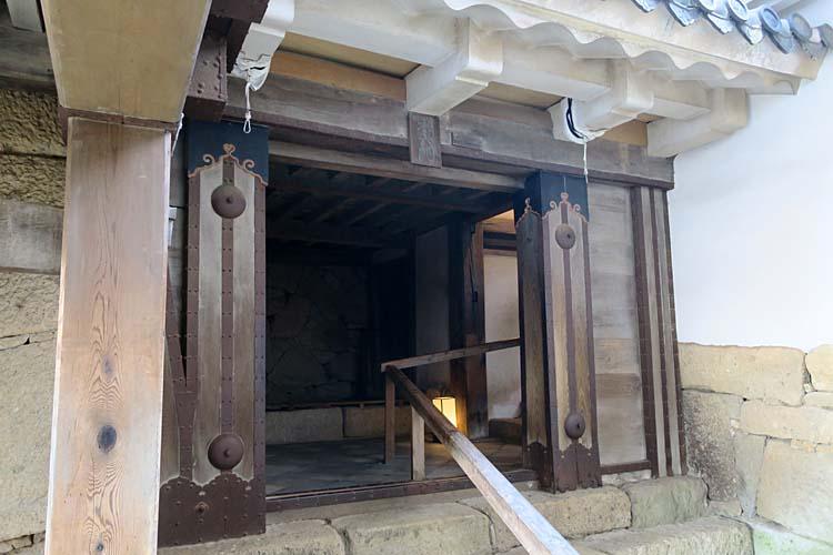 姫路城 水の六門