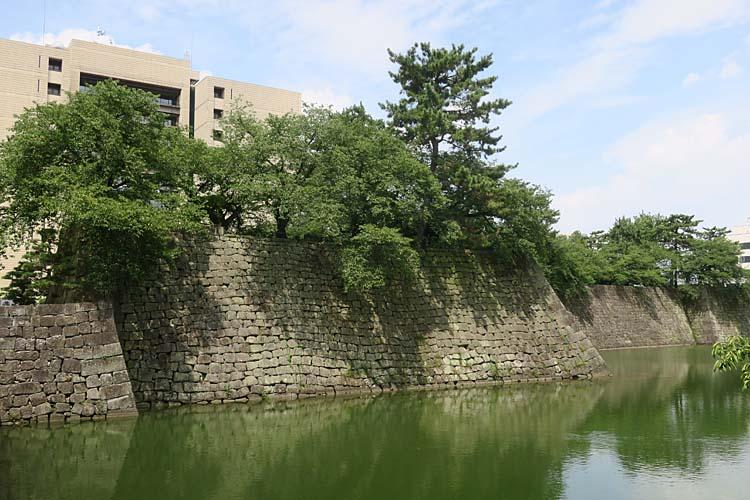 福井城 本丸