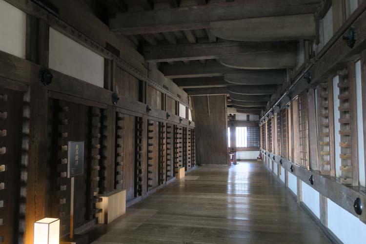 姫路城 天守1階