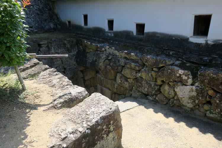 姫路城 るの門